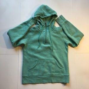 Carhartt Women's 3/4 Zip Pullover Hoodie